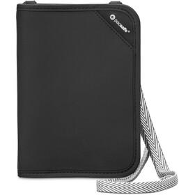 Pacsafe RFIDsafe V150 - Porte-monnaie - noir